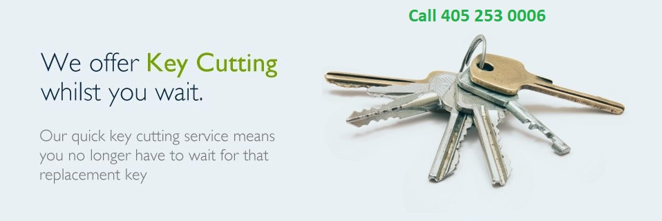 keys cutting services